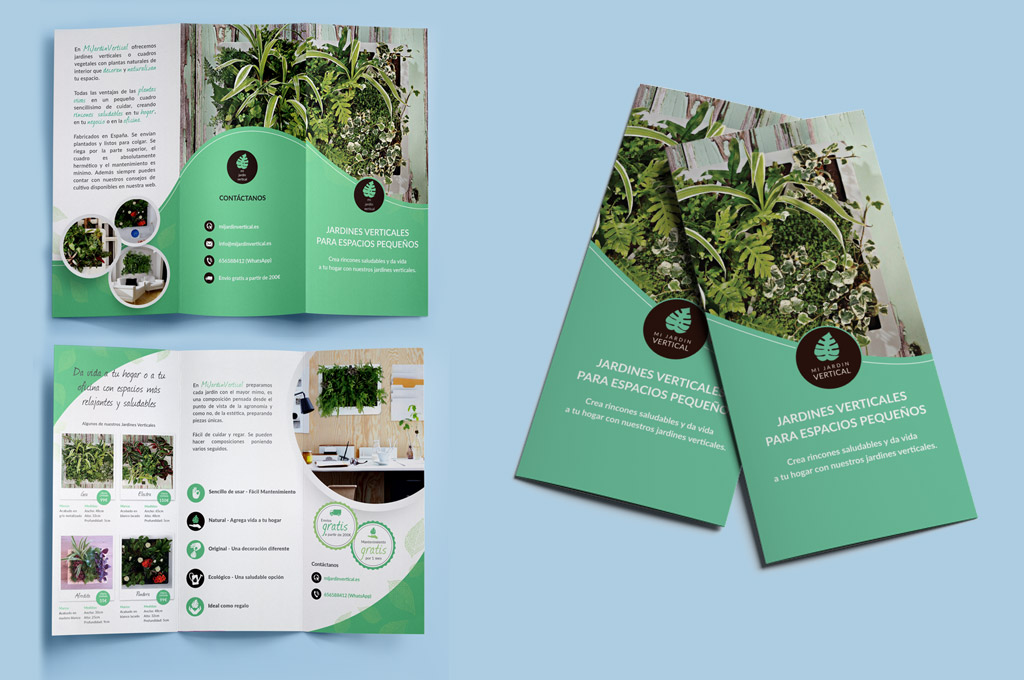 trifold flyer design nv graphic design