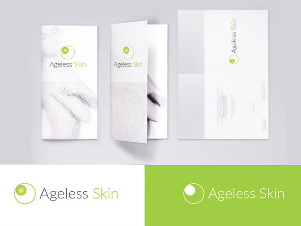 Cosmetic Logo Design for Skin Specialist