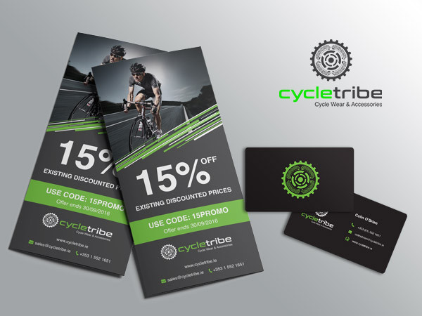 Logo + Business Cards + Flyer Package