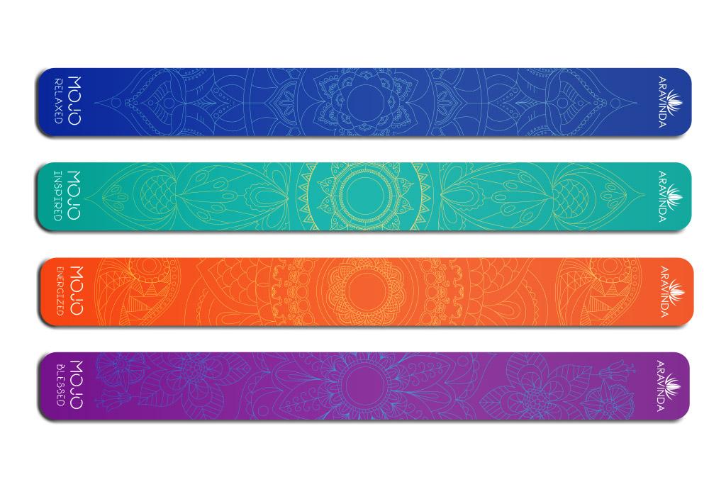 aromatherapy bracelets design