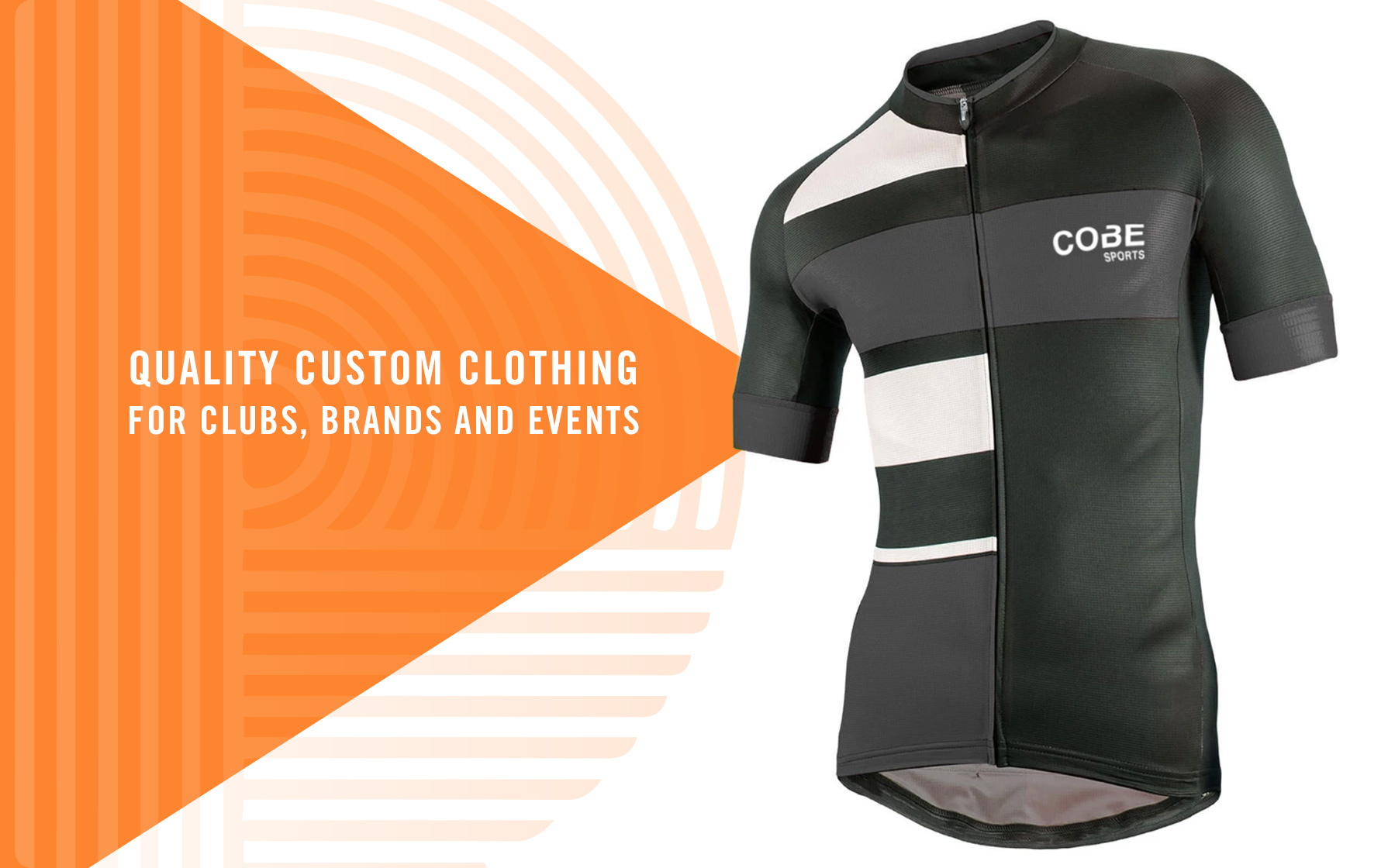 Branding for Cycling Gear