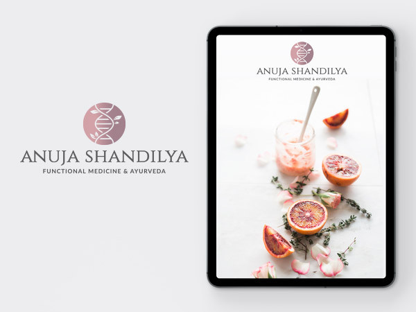 Functional Medicine and Ayurveda Branding